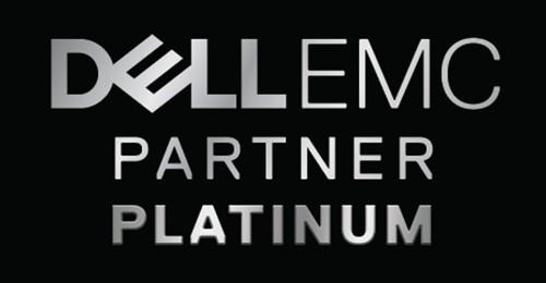 DELL EMC 白金級解決方案供應商