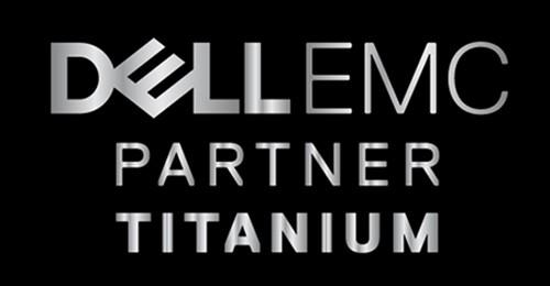 DELL EMC 鈦金級解決方案供應商